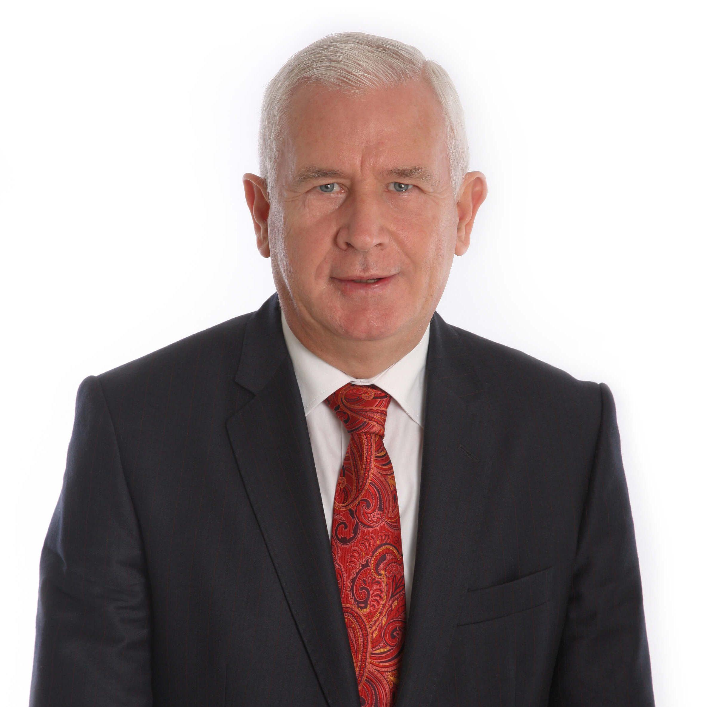 Councillor Eddie Moran