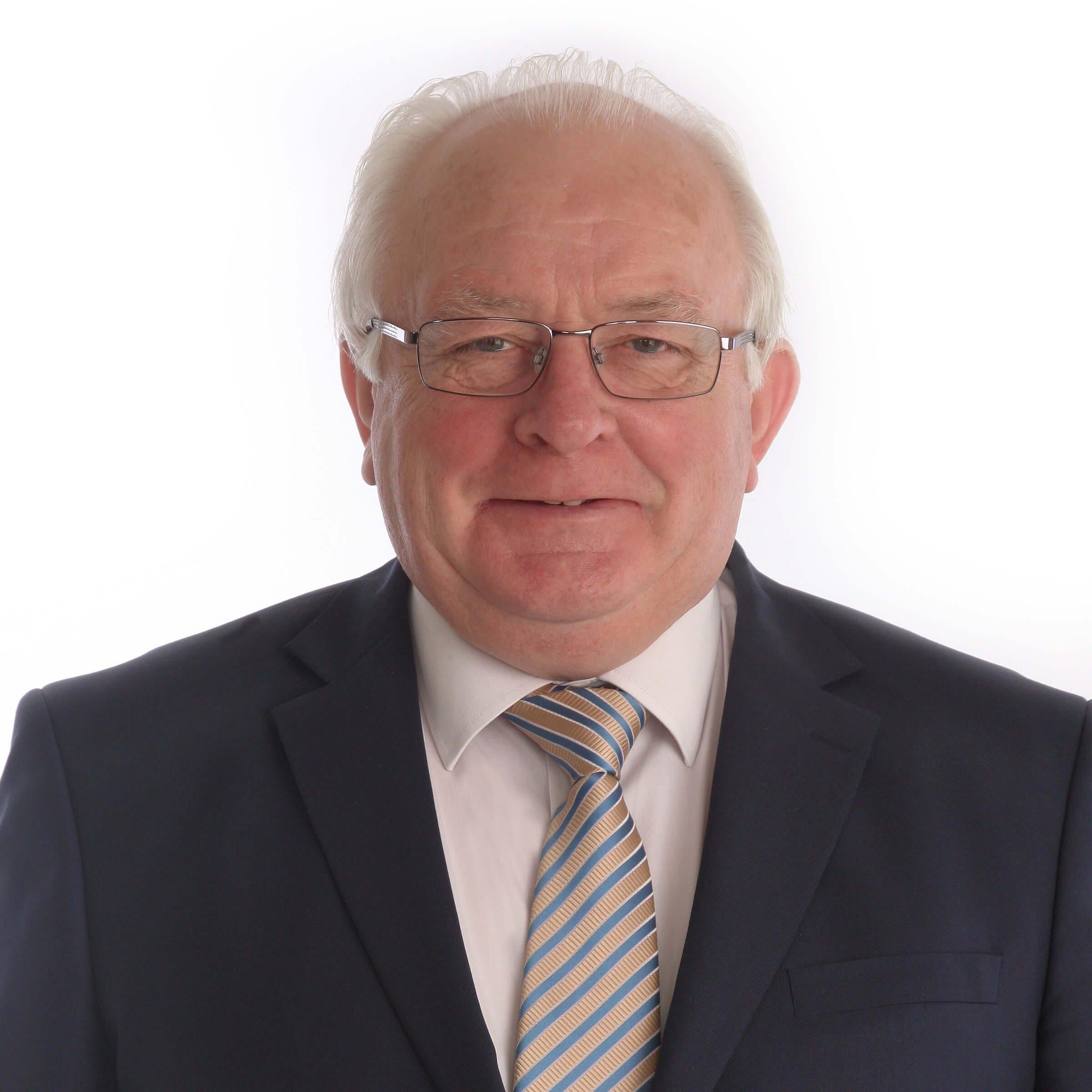 Councillor Rocky McGrath