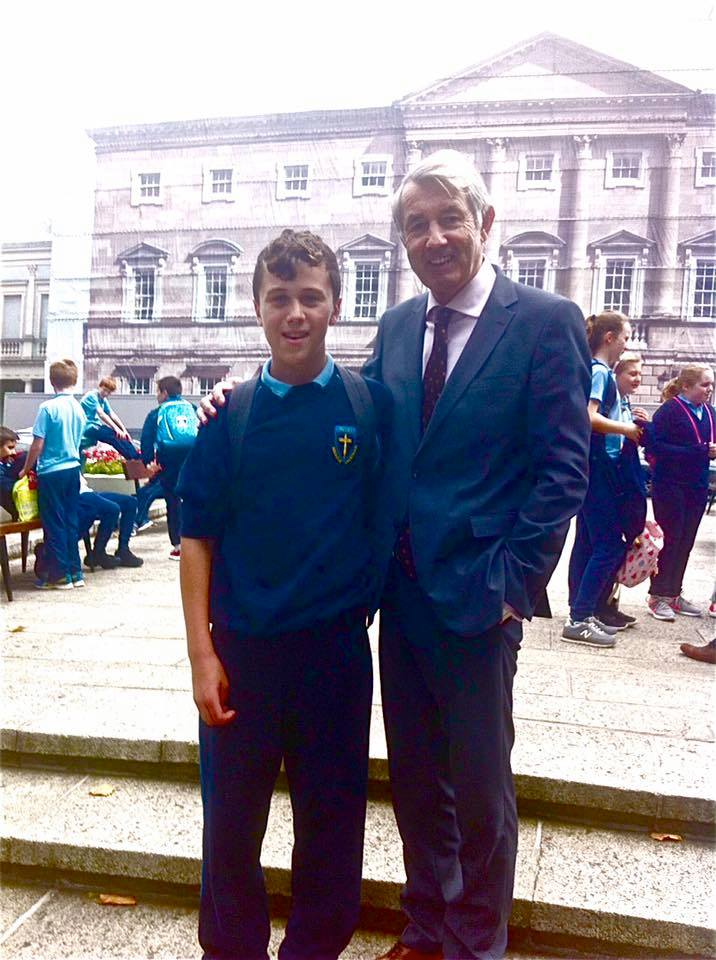 It is imperative that the voice of young adults in Tipperary are heard at a national level. Your concerns have been highlighted to me and need to be brought to a national forum where legislation and resources can be allocated. You are the future of Tipperary and the country and your creativity, energy and innovation […]